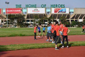 Beitrag Leichtathletik Nick Nairobi 2